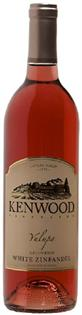 Kenwood White Zinfandel Yulupa 750ml - Case of 12